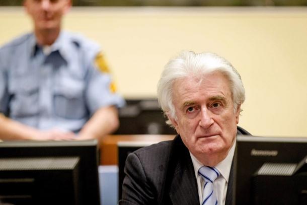 Zvaničnici o presudi Karadžiću