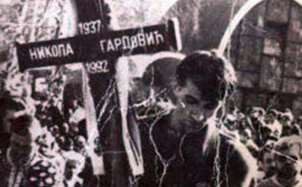 Ispovijest Jovana Gardovića o ubistvu njegovog oca Nikole 1. marta 1992. godine: Mi smo željeli slavlje, drugi tragediju i plač