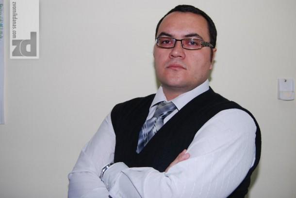 Vladimir Krstić, direktor Sektora za ekonomiku i finansije u Alumini