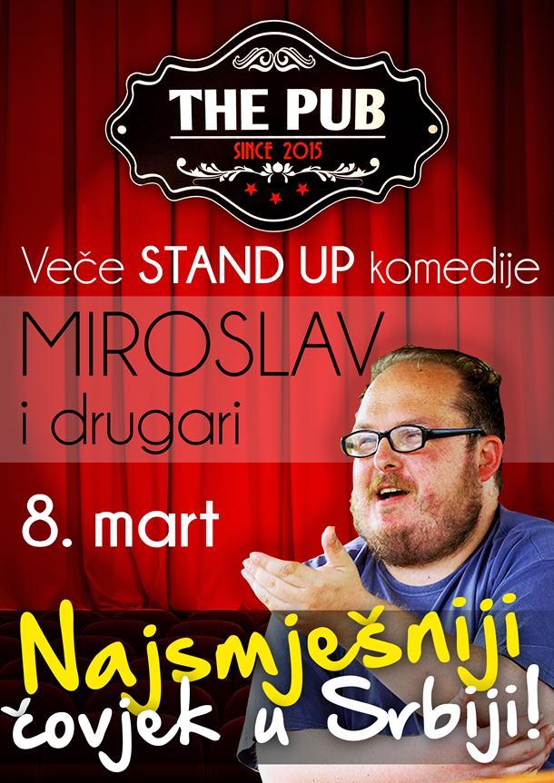 miroslav stand up