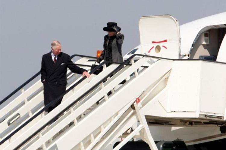 Photo of Princ Čarls stigao u Beograd