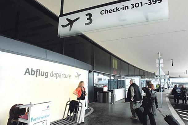 Photo of Na bečkom aerodromu suspendovan Bosanac, simpatizer ID