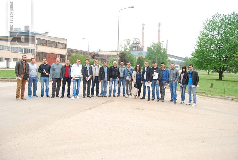 Photo of Alumina: U stalni radni odnos primljeno 19 radnika