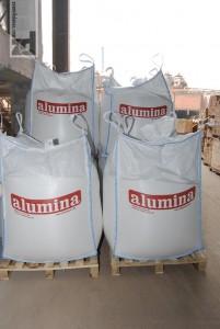 Alumina - Suvi hidrat pakuje se i u džambo vrećama