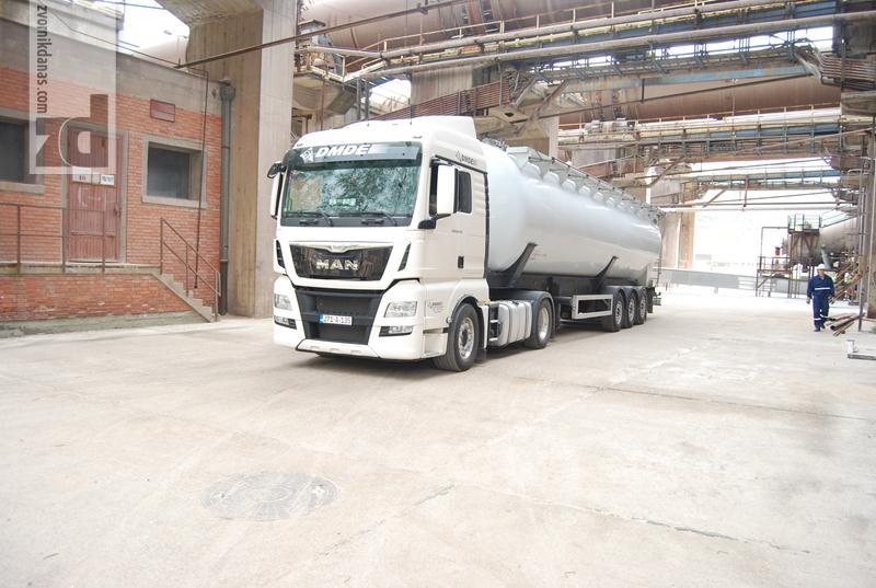 """Photo of Novi proizvod u """"Alumini"""": Suvi hidrat za inostrano tržište"""