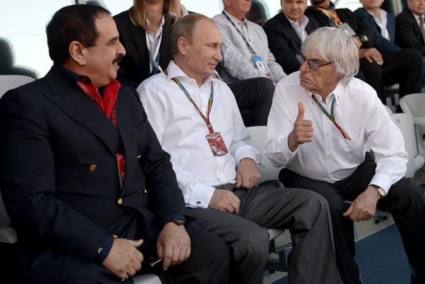 Eklston: Putin treba da bude evropski lider