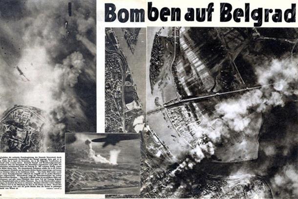 75 godina od napada Njemačke na Jugoslaviju