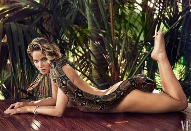 Samo 15 minuta dnevno: 7 savjeta za tijelo poput Jennifer Lawrence