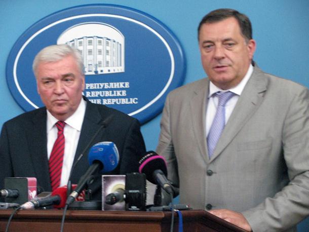 Dodik nakon sastanka s Pavićem: Nema problema u djelovanju koalicije (VIDEO)