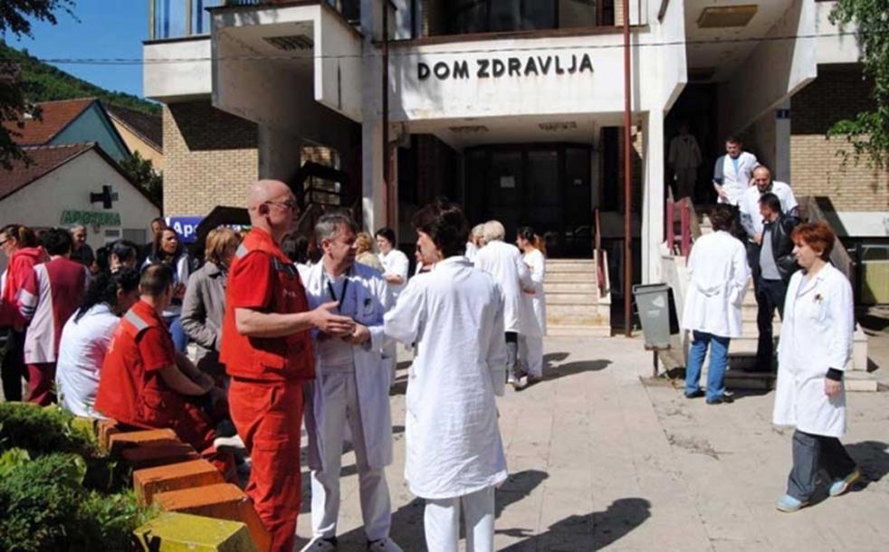 Photo of Zvornik: Medicinari štrajkom traže plate