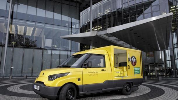 Električni automobili njemačkih pošta (1)