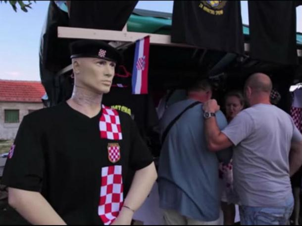 Dokumentarni film iz EU: Hrvatska močvara najcrnjeg fašizma! (video)