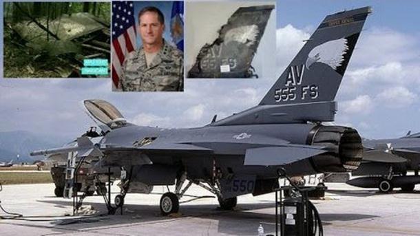 General Dejvid Goldfejn nominovan je na mjesto načelnika štaba američke vojne avijacije 17 godina nakon što je preživio obaranje svog aviona F-16 iznad Srbije