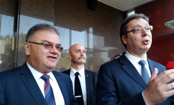 Vučić u Mostaru: Probleme da rješavamo, ne da ih guramo pod tepih