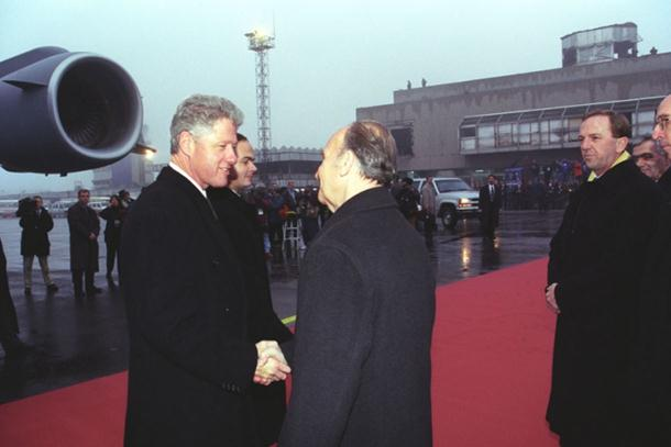 Izetbegović Klintonu: Rusi Srbima šalju rakete!
