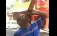Onesvjestio se nakon što je popio flašu piva
