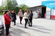 Aktiv žena SNSD-a donirao pakete porodicama na Branjevu
