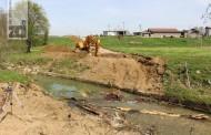 Počela izgradnja mosta na Sapni u mjesnoj zajednici Ulice