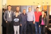 """Gradonačelnik Stevanović čestitao tekvondoistima """"Srpskog Sokola"""""""