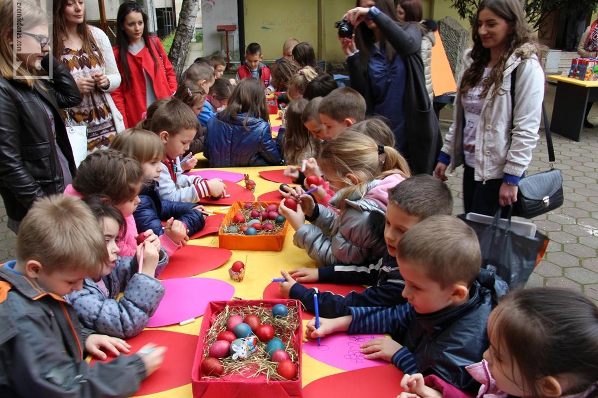 Photo of Vaskršnje čarolije u centru Zvornika (foto)