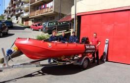 Vatrogasci nabavili dva čamca
