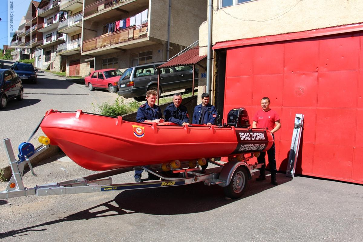Photo of Vatrogasci nabavili dva čamca