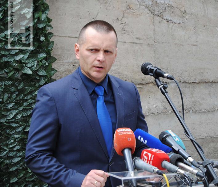 Lukač: Građani neće dozvoliti da na vlast dođu podanici
