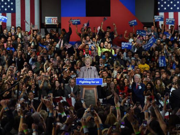 Hilari Kinton- prva žena u istoriji nominovana za predsjednika SAD