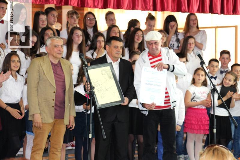 Photo of Dan učeničkih postignuća i nagrada za direktora škole
