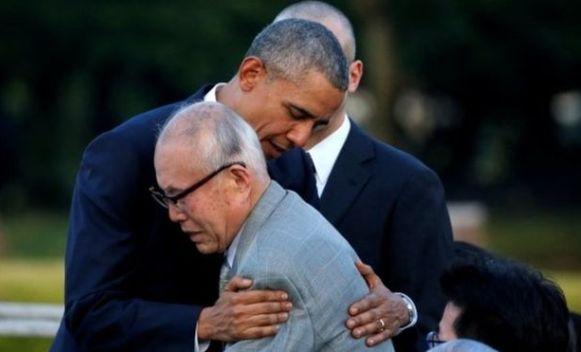 Obama u Hirošimi: Došli smo da žalimo za mrtvima
