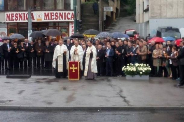 Danas u Istočnom Sarajevu pomen ubijenim pripadnicima ЈNA