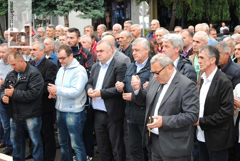 Photo of Obilježeno formiranja brigada sa sarajevskog područja