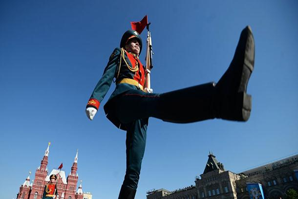 Photo of Održana vojna parada u Moskvi (foto/video)