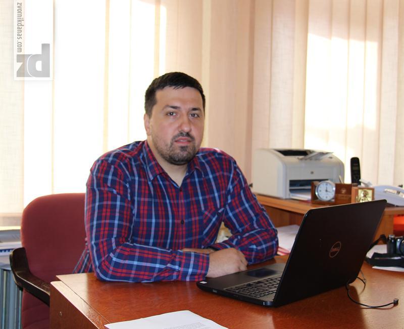 Photo of Intervju s povodom: Ognjen Pavlović, savjetnik Gradonačelnika za mlade, nevladine organizacije i sport