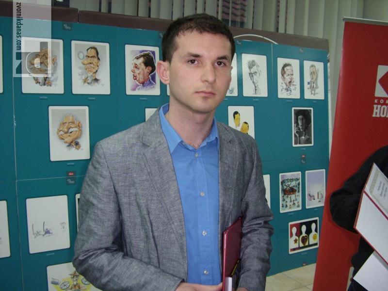 Photo of Stanislav Tomić jedan od najmlađih ali i najplodnijih aforističara u RS i BiH: Čovjek se mora napajati smislom
