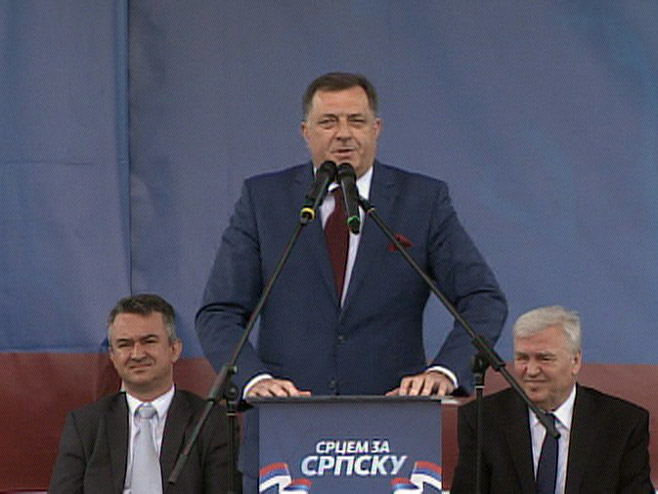 Photo of Dodik: Republika Srpska je država, a bez države nema slobode