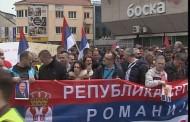 Na mitingu više od 35.000 ljudi, na protestima oko 6.000