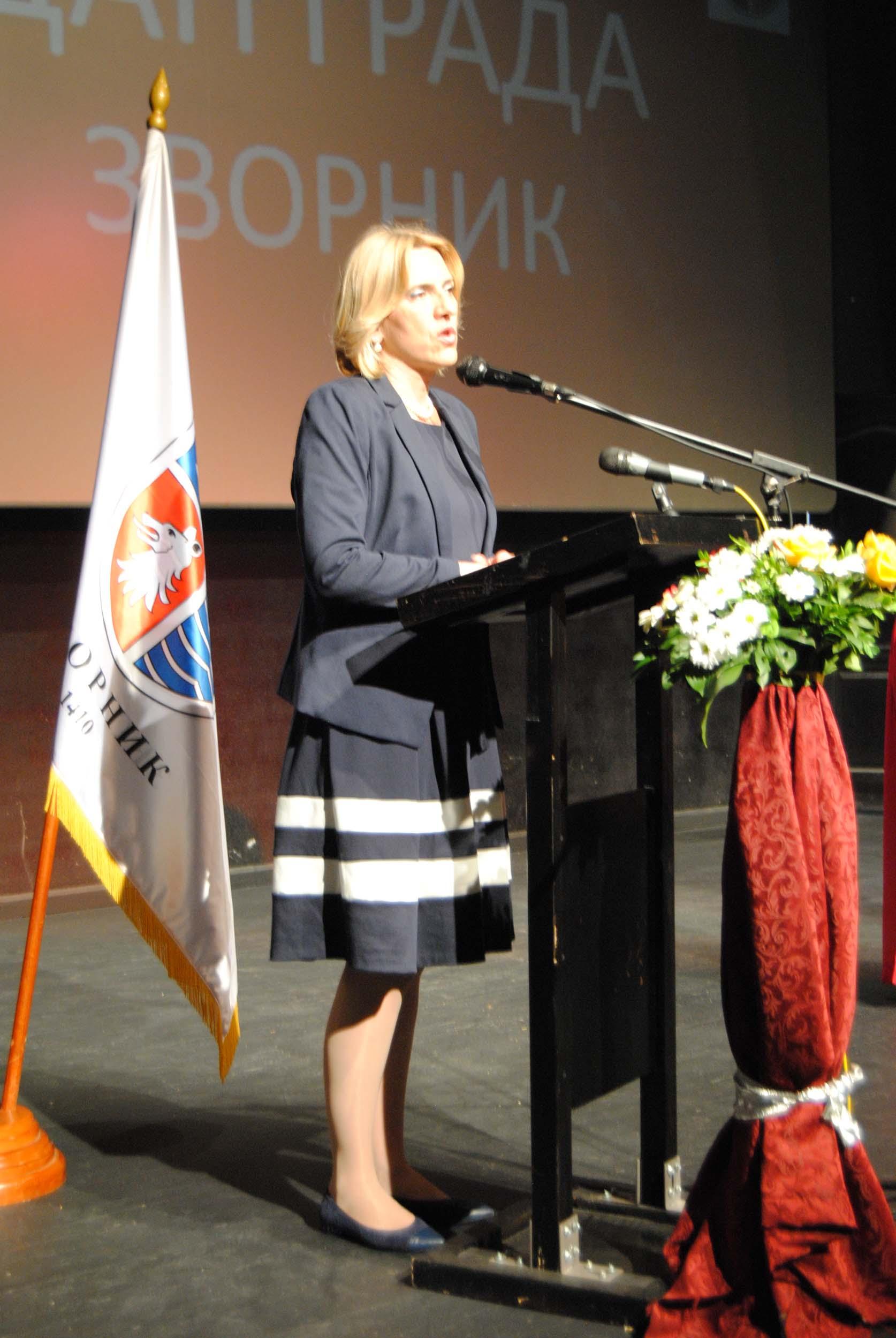 Graditi i jačati institucije Srpske
