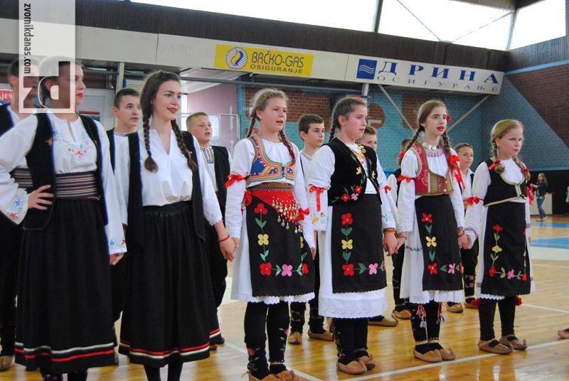 """Photo of KUD """"Crnjelovo"""" pobjednik 19. Festivala dječijeg folklora Srpske"""