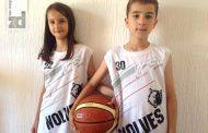 Crvena Zvezda ugostila male košarkaše zvorničkih Vukova