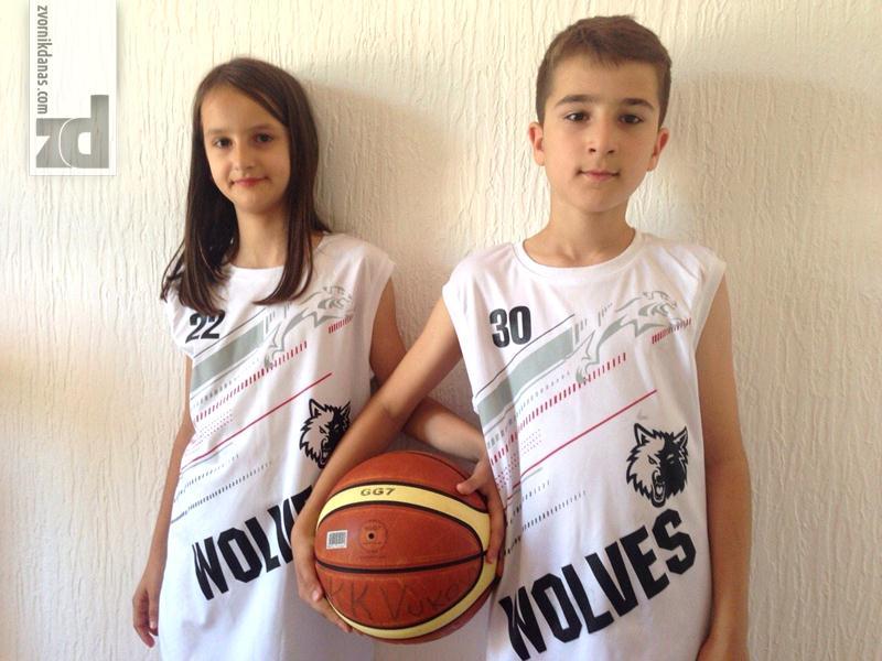 Photo of Crvena Zvezda ugostila male košarkaše zvorničkih Vukova