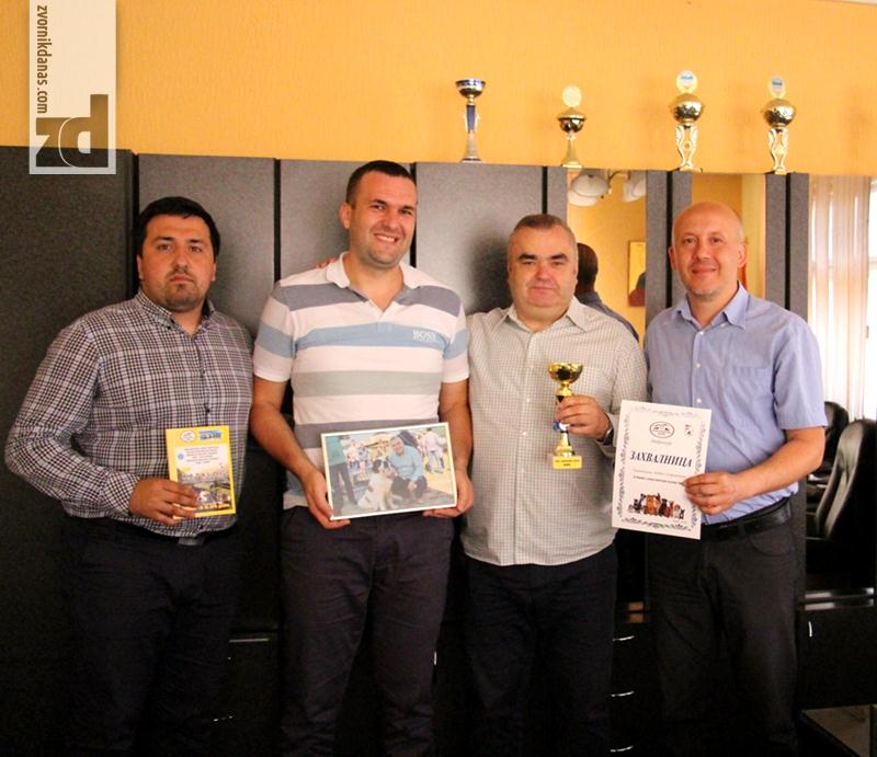 Photo of Kinolozi zahvalili gradonačelniku na podršci