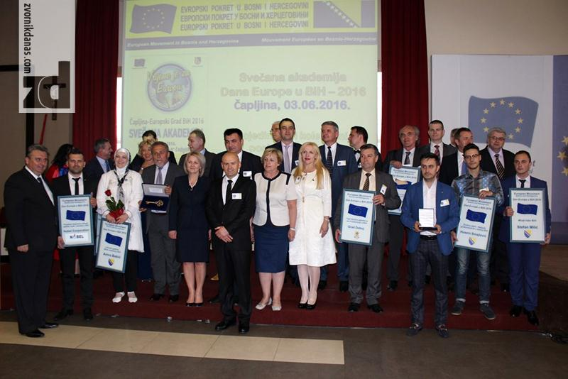 Photo of Lazar Prodanović i Stefan Milić dobitnici evropskih priznanja