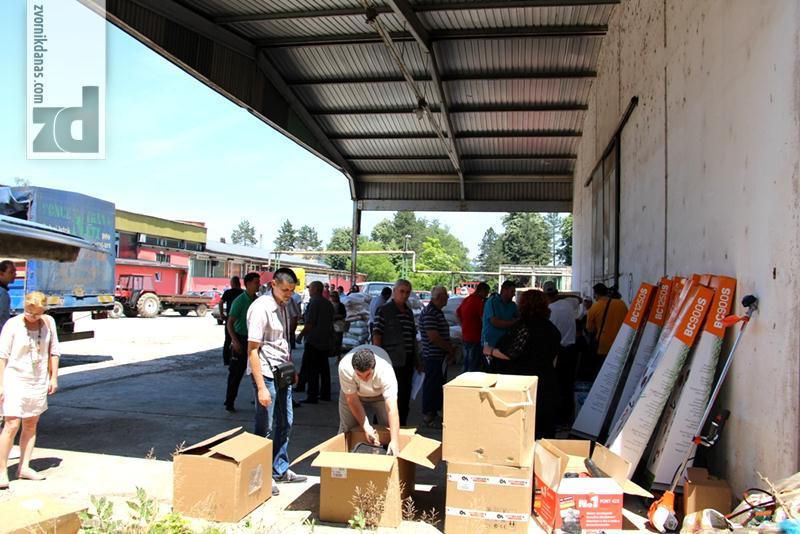 Photo of Poljoprivrednicima podijeljen drugi dio donacije Vlade Italije