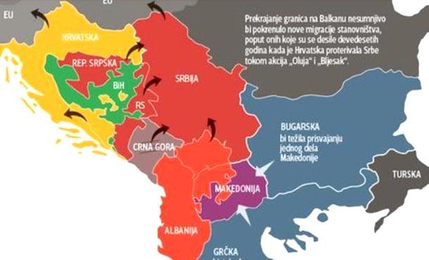 Timoti Les: Haos će početi otcjepljenjem Republike Srpske