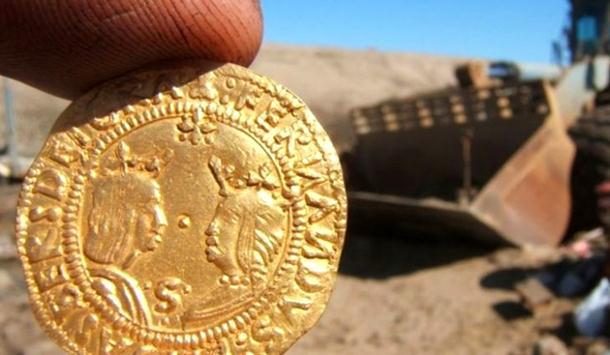 Rudari tragali za dijamantima, pa pronašli olupinu punu zlatnika
