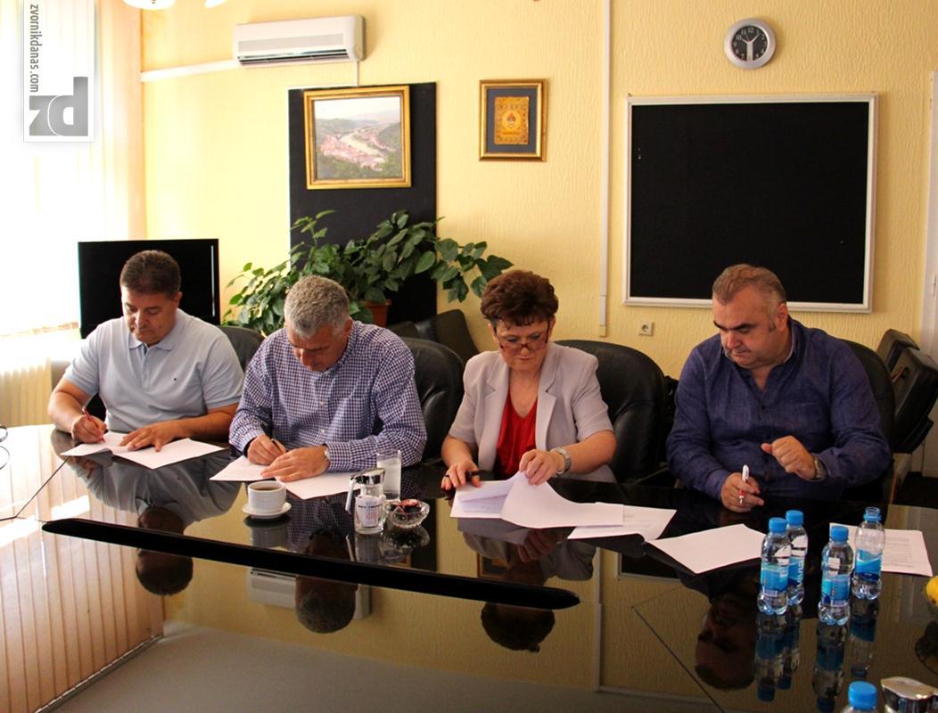 Photo of Zoran Stevanović zajednički kandidat DNS, SP, SNSD za gradonačelnika Zvornika