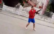 Bilećanin rafalima iz kalašnjikova slavio Noletov trijumf (video)