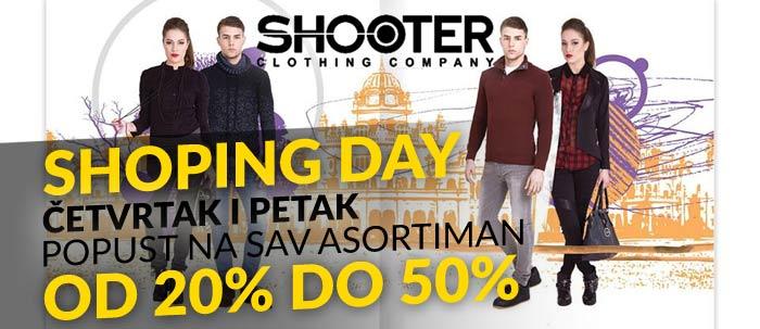 Photo of Veliki popusti: Shoping day u butiku Shooter