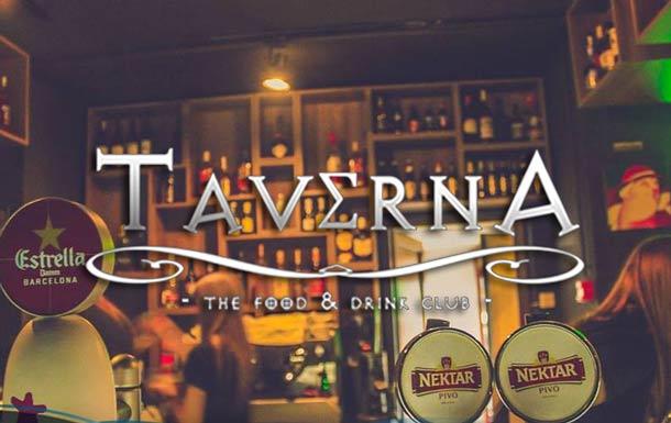 Subota u Taverni uz muziku uživo